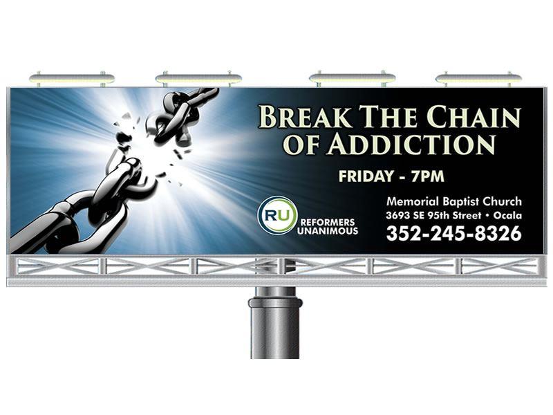 Recovery Billboard