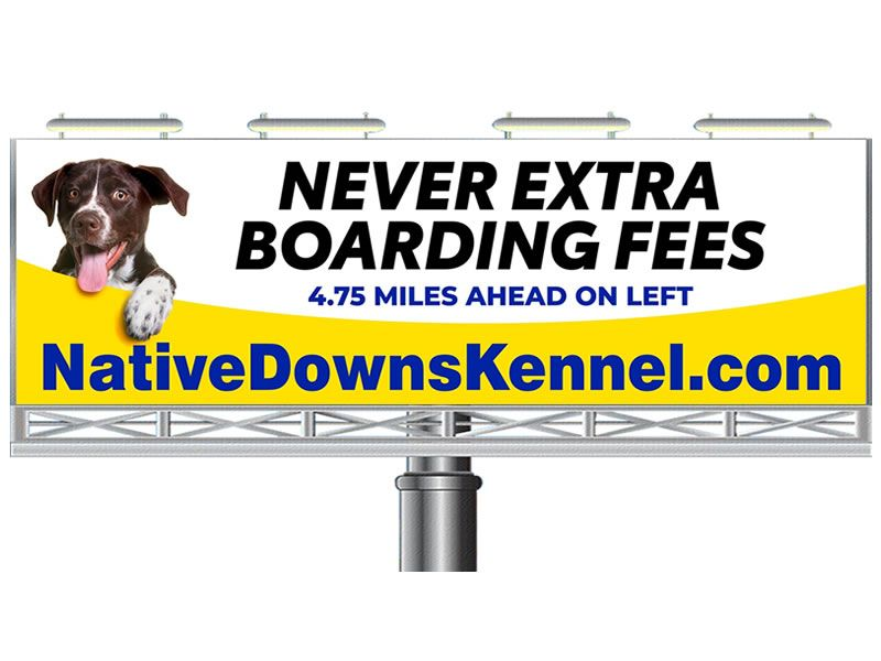 Boarding Billboard